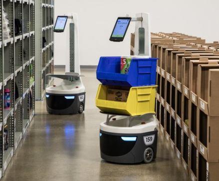 Las empresas de paquetería están apostando por automatizar sus instalaciones
