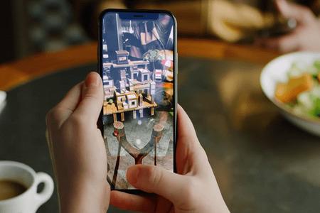 La tecnología de la Realidad Aumentada llega a los smartphones